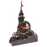 Nord Bella Metal Nostaljik Masa Saati Kız Kulesi