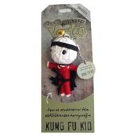 Voodoo Kung Fu Kid Anahtarlık
