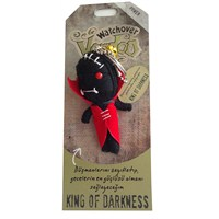 Voodoo King Of Darkness Anahtarlık
