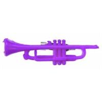 Plastik Trompet Yaka İğnesi