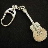Akustik Gitar Anahtarlık