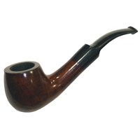Dapper Pipes Bent Pot Pipo (DP111)