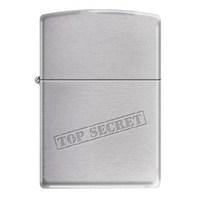 Zippo Mdesign #15-Top Secret Çakmak