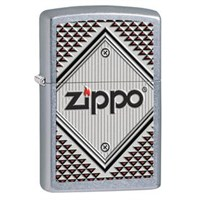 Zippo 207 Zippo Red And Chrome Çakmak