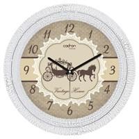 Cadran Luxury Dekoratif Çatlak Desen Duvar Saati-3