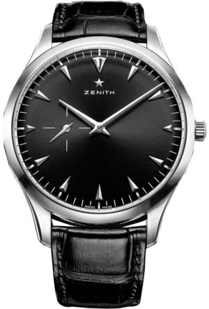 Zenith 03.2010.681-21.C493 Erkek Kol Saati