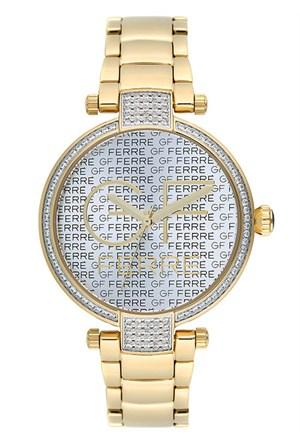 Gf Ferre Gf30761-Gz Kadın Kol Saati