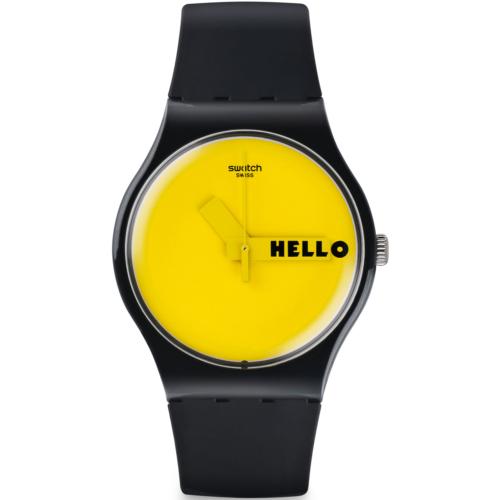 Swatch Suob120 Unisex Kol Saati