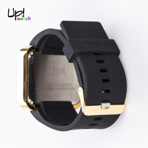 Up Watch Saat Touch Shiny Gold Edition
