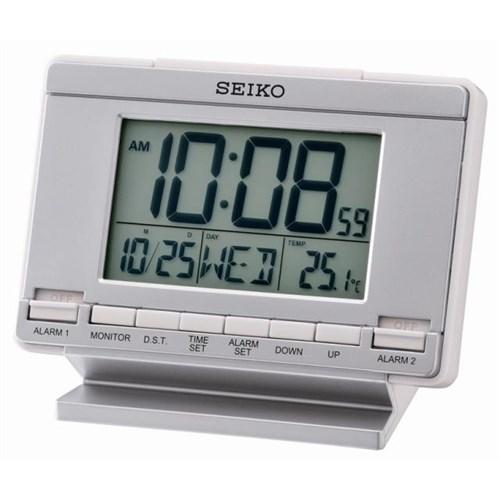 Seiko Clocks Qhl061s Masa Saati