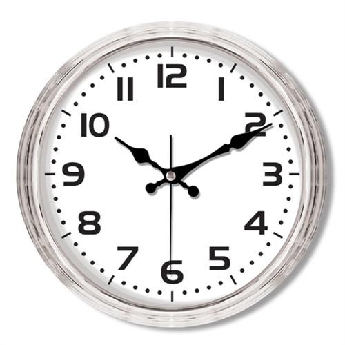 Clocktime By Cadran Metalize Duvar Saati Ct115