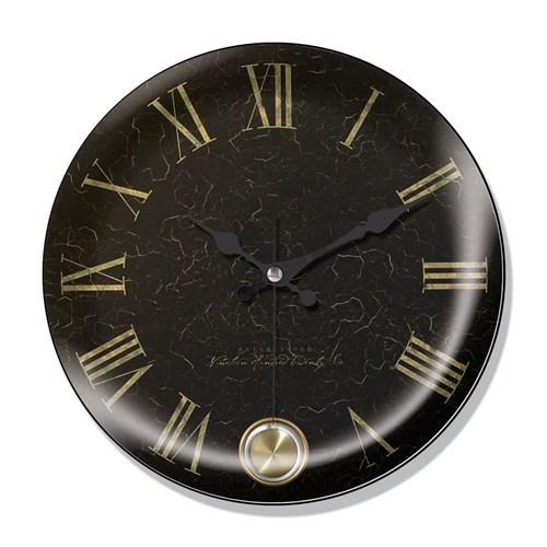 Clocktime By Cadran Dekoratif Bombeli Cam Duvar Saati Ct39