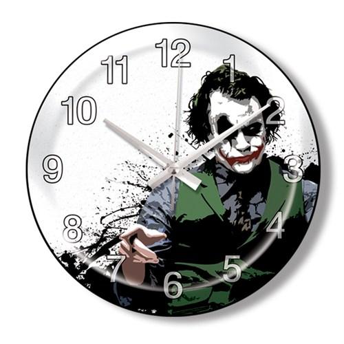 Clocktime By Cadran Dekoratif Bombeli Cam Duvar Saati Ct87