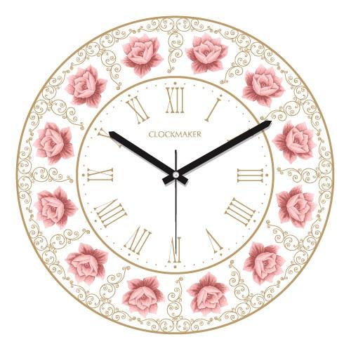 Clockmaker By Cadran 30X30 Mdf Duvar Saati Cmm115