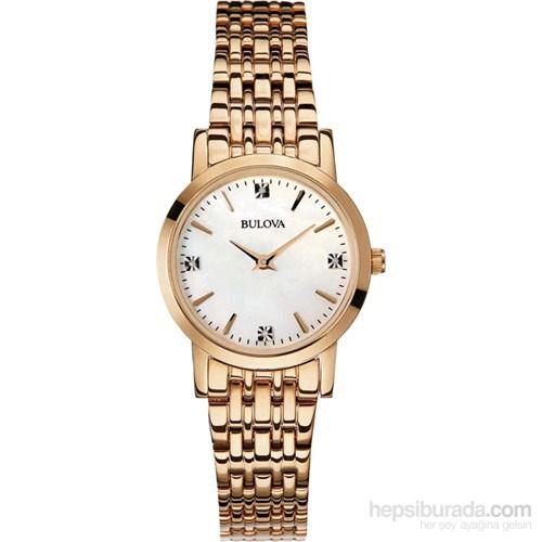 Bulova 97P106 Kadın Kol Saati