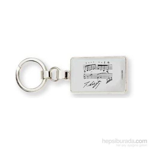 Liszt Notalı Anahtarlık