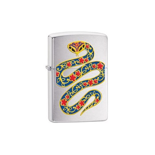 Zippo 200 Year Of The Snake Çakmak