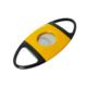 Passatore 1.Sınıf Sarı Siyah İpc Kap. Çelik Puro Makası ht12