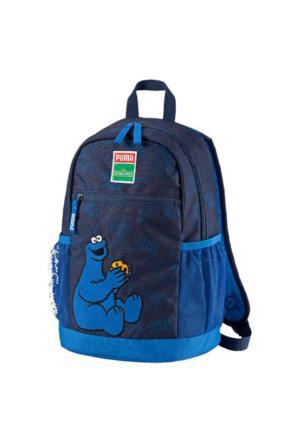 Puma 074118-01 Sesame Street Susam Sokağı İlkokul Sırt Ve Okul Çantası