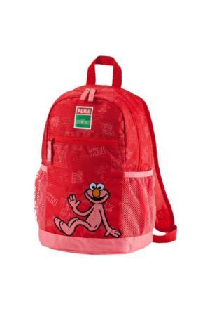 Puma 074118-02 Sesame Street Susam Sokağı İlkokul Sırt Ve Okul Çantası