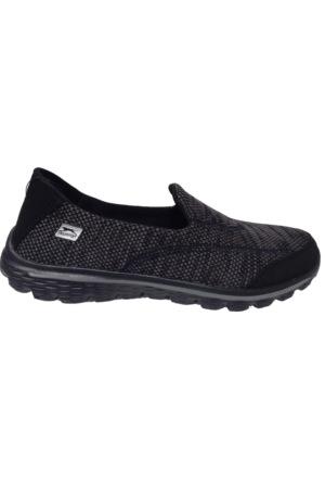 Slazenger Lane Yürüyüş Kadın Ayakkabı Siyah