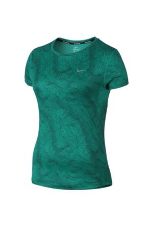 Nike Dry Miler Running Top Kadın T-Shirt 799560-351