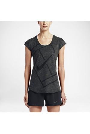 Nike 728752-011 Practice Top Wb Kadın T-Shirt