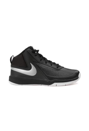 Nike 747998-007 Team Hustle Çocuk Basketbol Spor Ayakkabı