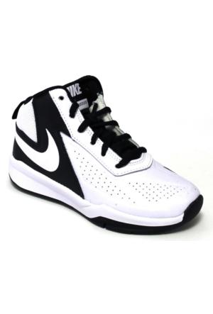 Nike 747999-101 Team Hustle Çocuk Basketbol Spor Ayakkabı