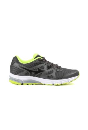Mizuno Gri Erkek Koşu Ayakkabısı J1Ge161814