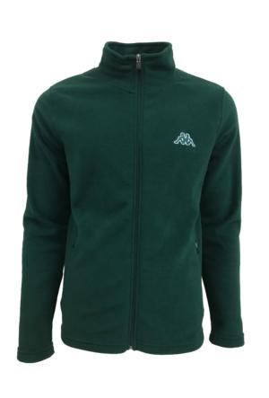 Kappa Erkek Polar Sweatshirt Koyu Yeşil 1303H200XHM