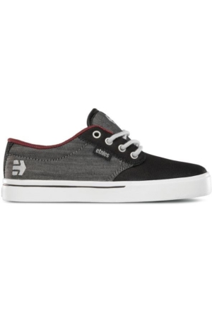 Etnies Kids Jameson 2 Eco Black Denim Ayakkabı