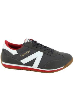 Slazenger Mad Grey / White Spor Ayakkabı