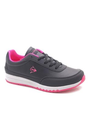 Dunlop 622504 Siyah Füme Kadın Spor Ayakkabı