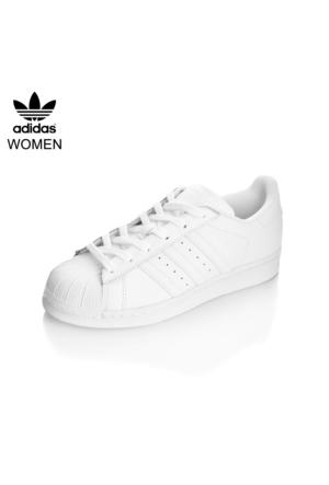 Adidas Kadın Spor Ayakkabı Beyaz S85139