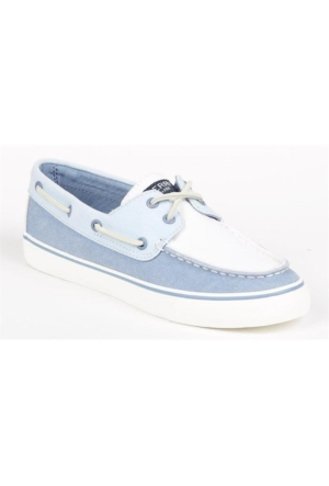 Sperry Bayan Ayakkabı Bahama Washed Canvas STS98587