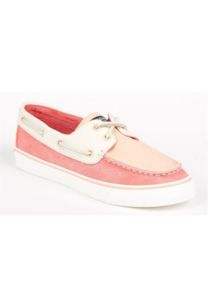 Sperry Bayan Ayakkabı Bahama Washed Canvas STS98588