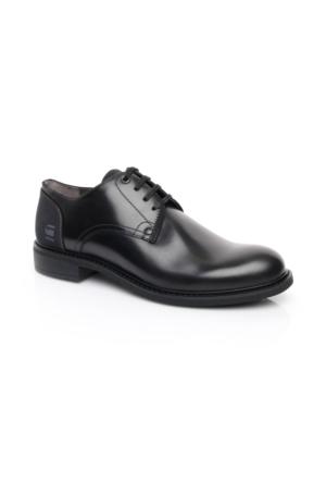GStar Frock Erkek Siyah Klasik Ayakkabı D04247.990