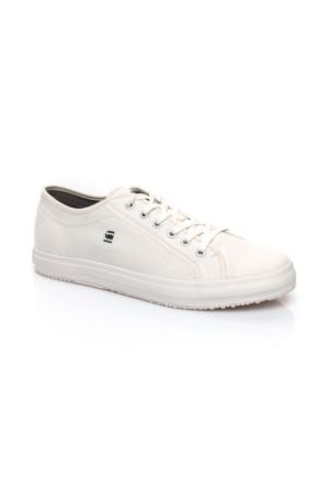 GStar Kendo Erkek Beyaz Sport Ayakkabı D04324.1190