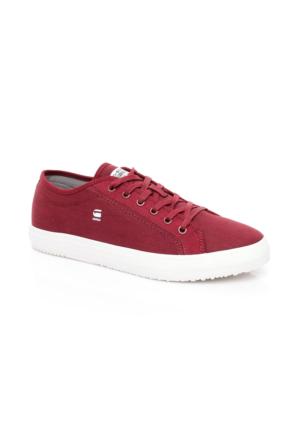 GStar Kendo Erkek Kırmızı Sport Ayakkabı D04324.603