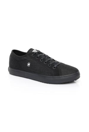 GStar Kendo Mono Erkek Siyah Sport Ayakkabı D04936.990