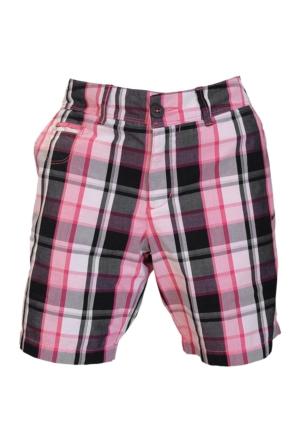 Nike Cotton Woven Short Pttrn 18Cm Kadın Şort 465796-656 465796-656656