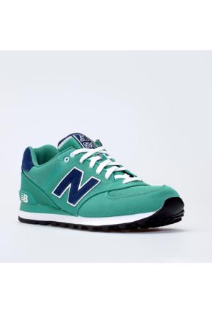 New Balance Pique Polo Pack Yeşil Erkek Günlük Ayakkabı