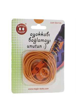 Magic Lock Elastik 14A1 Bağcık