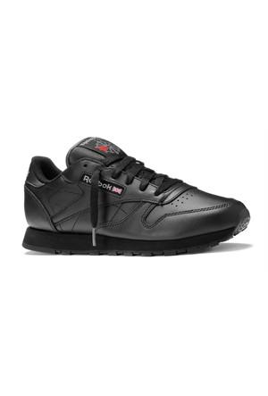 Reebok Cl Lthr Black Kadın Spor Ayakkabı