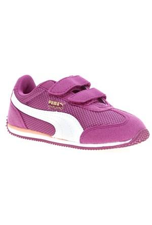 Puma Whirlwind Mesh V Çocuk Spor Ayakkabı 35723106 (21-27)