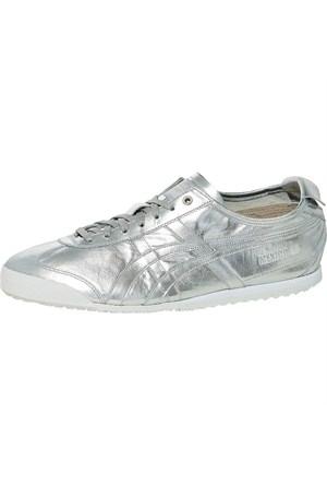 Onitsuka Tiger Mexico 66 Kadın Gümüş Spor Ayakkabı (D5r1l-9393)