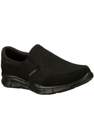 Skechers Equalizer- Persıstent Erkek Siyah Spor Ayakkabı (51361-B