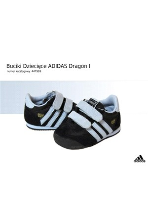 Adidas 447969 Dragon Bebek Spor Ayakkabı