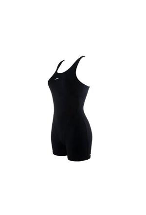 Speedo 8-042760001 Myrtle Legsuit Af Black Kadın Mayo
